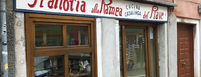 Trattoria Alla Rampa is one of Venice.