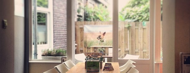 Kaldi Koffie & Thee is one of Coffeebars and Tearooms in Tilburg.