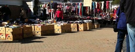 Pocono Bazaar Flea Market is one of Orte, die My-Lien gefallen.