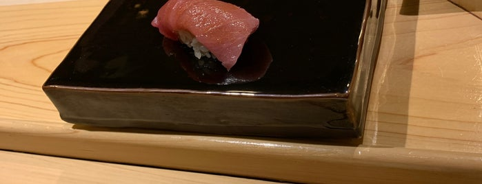 Sushi Rinda is one of Japan.