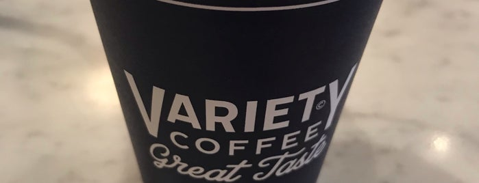 Variety Coffee Roasters is one of New York City.