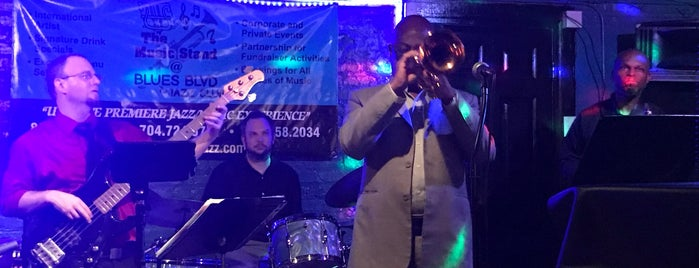 Blues Boulevard Jazz Club is one of Charlotte North Carolina —  Places To Visit.