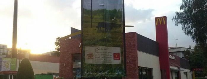 McDonald's is one of Lieux qui ont plu à Jessie.