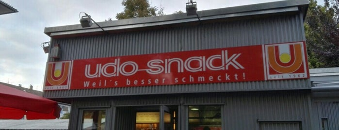udo-snack is one of Hechingen.