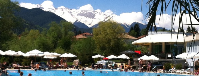 Alpha Spa&Pool is one of Bansko.
