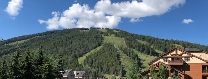 Center Village Resort Copper Mountain is one of AT&T Wi-Fi Hot Spots - Hospitality Locations.