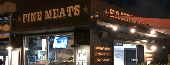 Henry's Sandwich Station is one of Ft lauderdale resto.