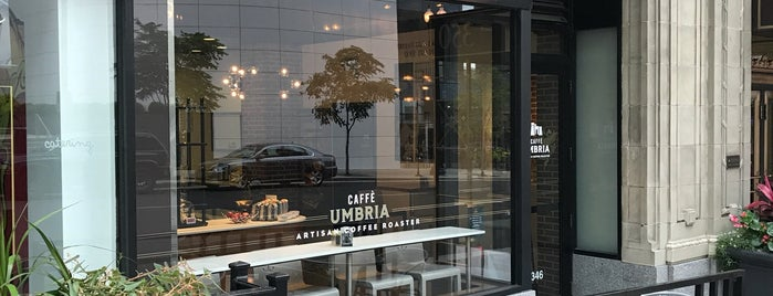 Caffé Umbria is one of Chicago trip 2018.