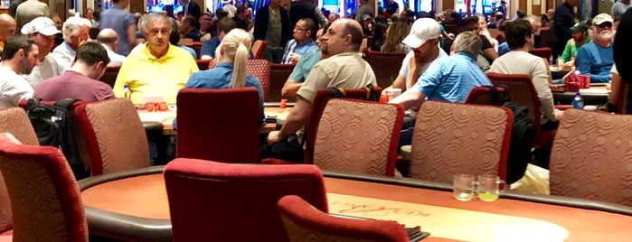 Bellagio Poker Room is one of Poker.