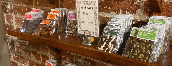 Casa De Chocolate is one of Best of Berkeley.