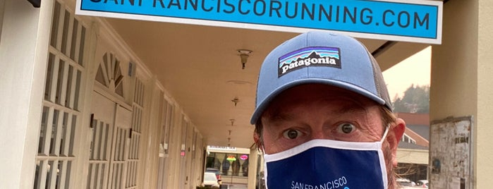 San Francisco Running Company is one of Sonoma.