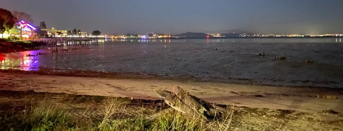 Shorebird Park is one of HWY1: Santa Cruz to Monterey/Carmel.