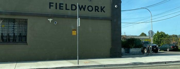 Fieldwork Brewing Company is one of Dave : понравившиеся места.