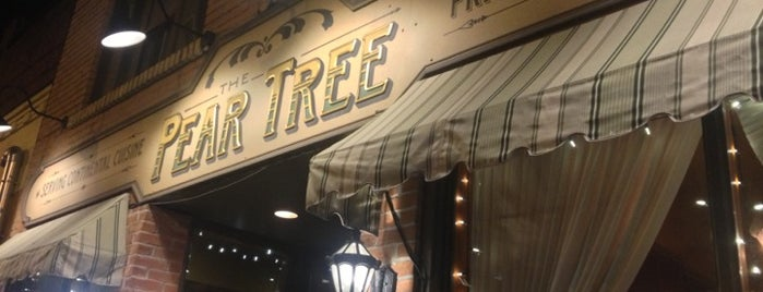The Pear Tree is one of Toronto Food - Part 1.