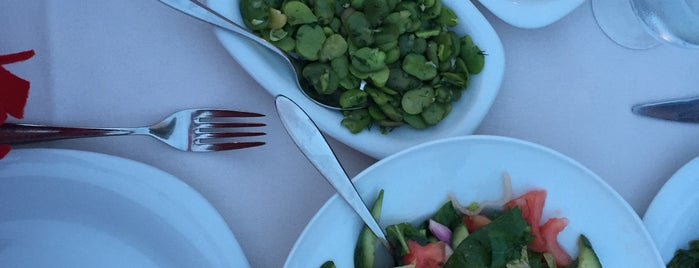 Dalyan Balıkçısı Muharrem & Osman Restaurant is one of Tempat yang Disimpan Balıkçı Restaurant.