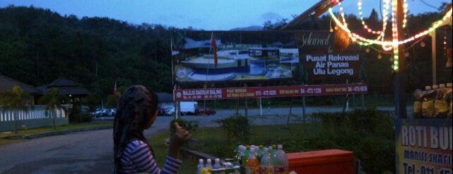 Hot Springs Ulu Legong is one of Orte, die Yunus gefallen.