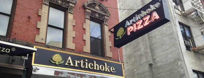 Artichoke Basille's Pizza is one of Food Near the Venues.
