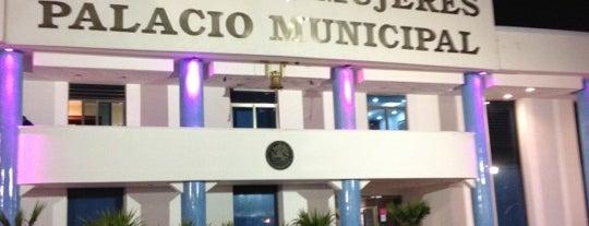 Explanada Municipal is one of Isla mujeres.
