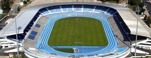 Estádio do Restelo is one of Part 3~International Sporting Venues....