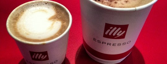 Espressamente illy is one of Dubai Food.