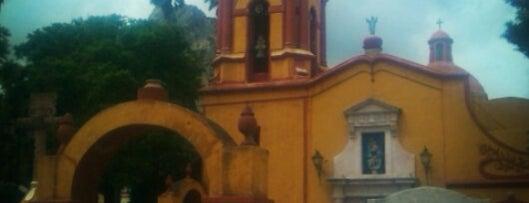 Iglesia De San Sebastian is one of Tequisquiapan y Bernal City guide.