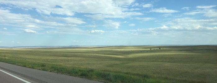 Oglala National Grassland is one of CBS Sunday Morning.