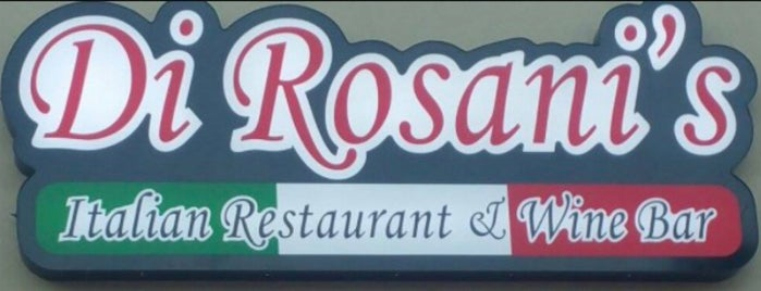 Di Rosani's is one of Ross 님이 좋아한 장소.