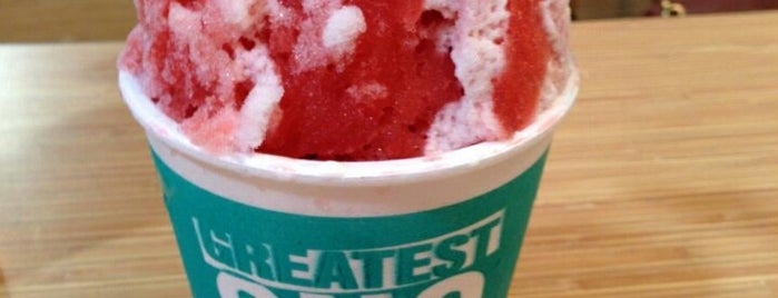 Bahama Buck's is one of Orte, die Zach gefallen.