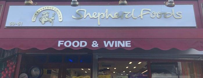 Shepherd Food & Wine is one of LONDON.