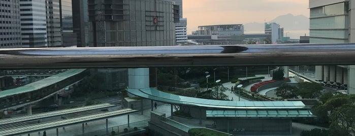 Roof Garden is one of Hong kong.