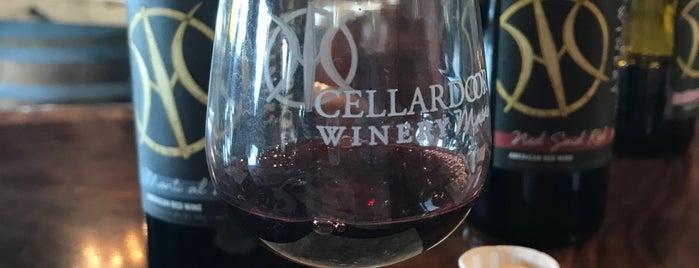 Cellardoor Winery At The Vineyard is one of Braking Wind.