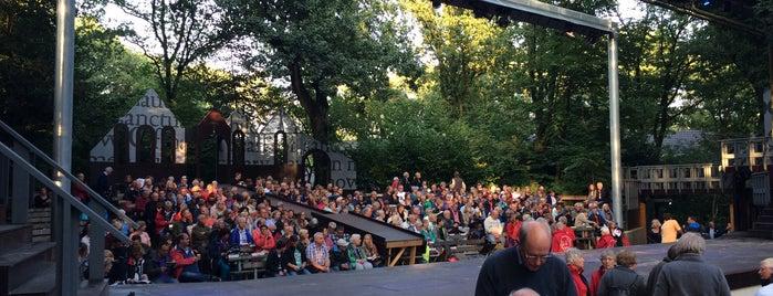 Shakespeare Theater is one of Paulien : понравившиеся места.