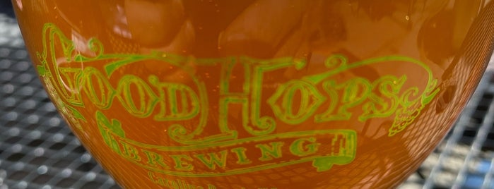 Good Hops Brewing is one of Breweries or Bust.