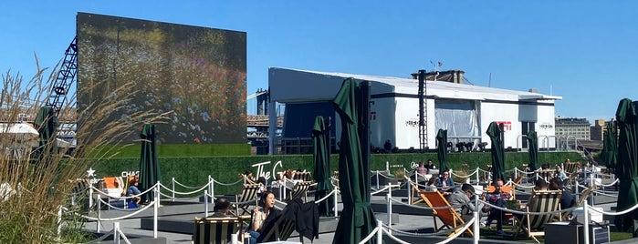 The Rooftop @ Pier 17 is one of Lieux qui ont plu à Jack.