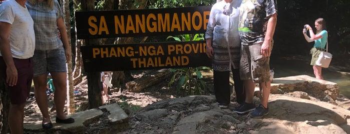 Sa Nang Manora Forest Park is one of Locais curtidos por Max.