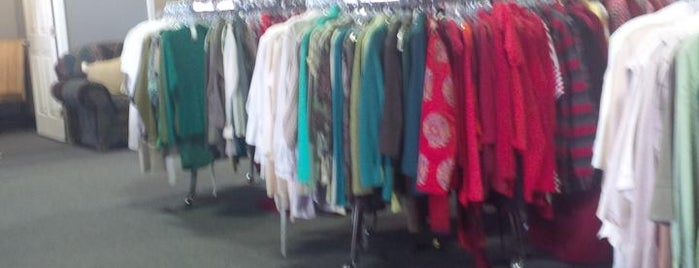 Revive Consignment is one of Atlanta: Shopping.