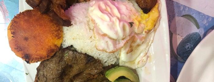 Ecuadorian Food Restaurant Corp is one of Tempat yang Disukai Alex.