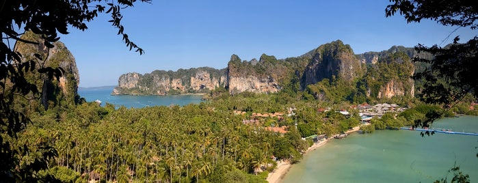 Railay East Viewpoint is one of Phi Phi.
