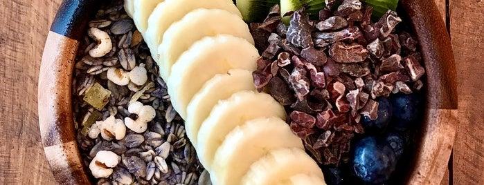 Summer Bowl Bkk is one of BKK_Tea/ Chocolate/ Juice Bar.