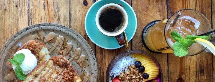 Bali's Best Cafés