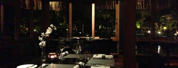 Lagoon Restaurant- Jean Georges- Bora Bora is one of Russell : понравившиеся места.