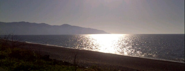 Yılgın Beach is one of Giresun'da.