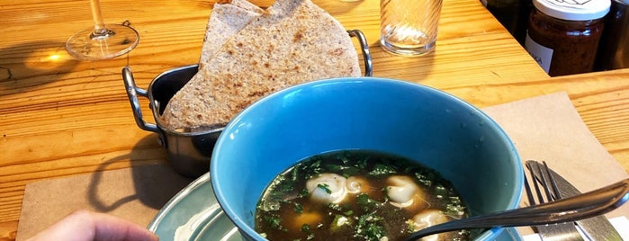 Culinarium - Khasheria is one of Tbilisi.