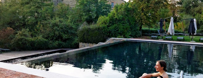 Castel Monastero is one of Tuscany Lifestyle Guide.