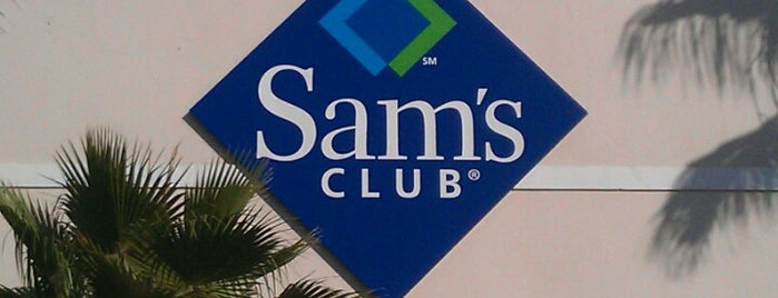Sam's Club is one of Posti che sono piaciuti a Fernando.