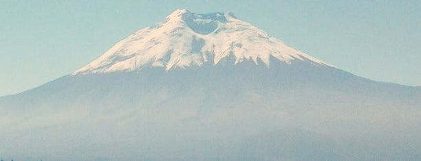 Volcán Cotopaxi is one of Ecuador.