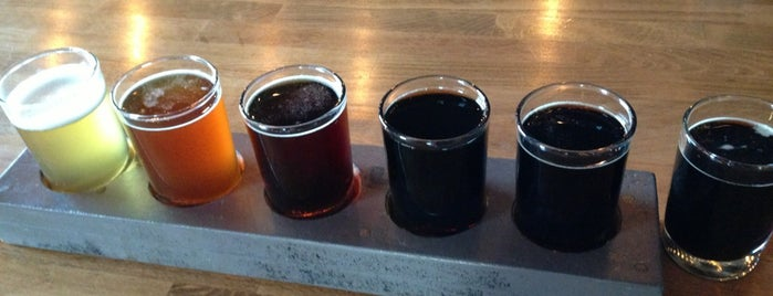 Black Shirt Brewing Co. is one of Denver.