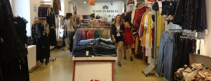 Made in Berlin is one of Berlín - Shopping.