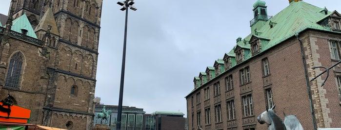 Neptunsbrunnen is one of Bremen / Deutschland.
