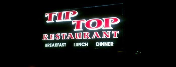 Tip Top is one of Gespeicherte Orte von Jimmy.